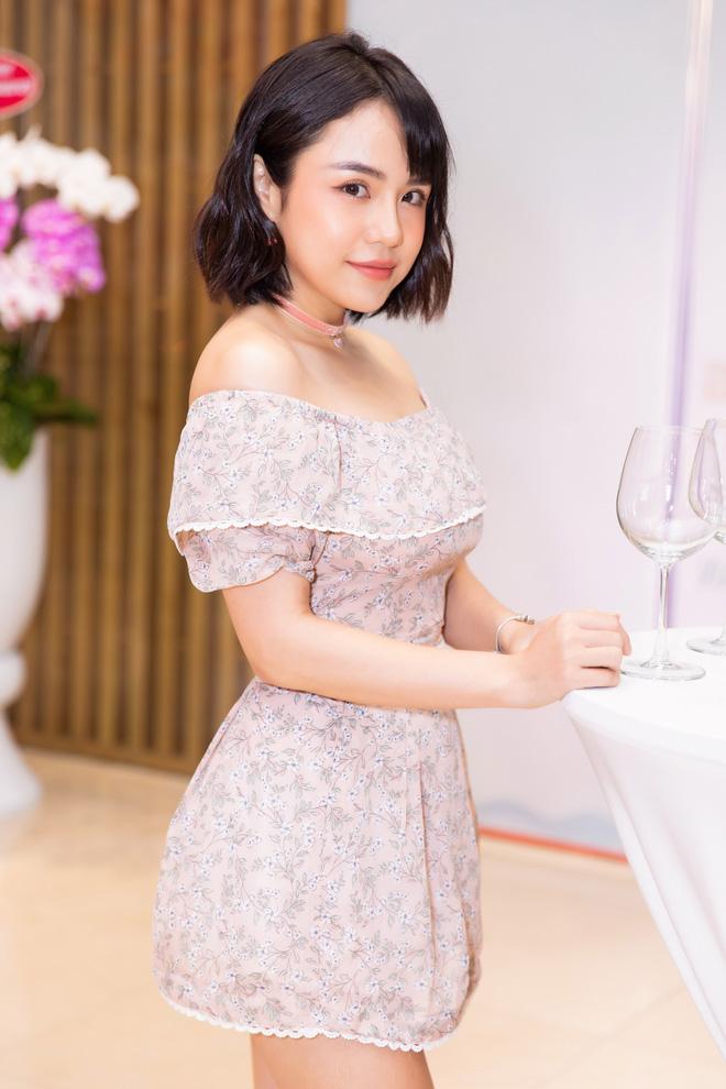 Văn Mai Hương mặc cá tính đi sự kiện - Ảnh 11.