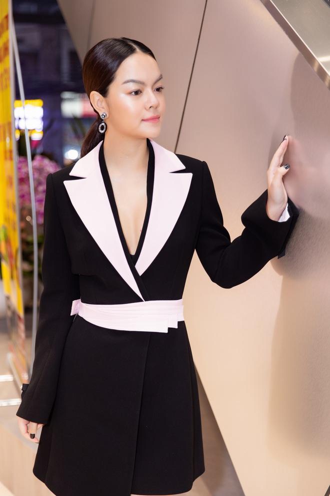 Văn Mai Hương mặc cá tính đi sự kiện - Ảnh 9.
