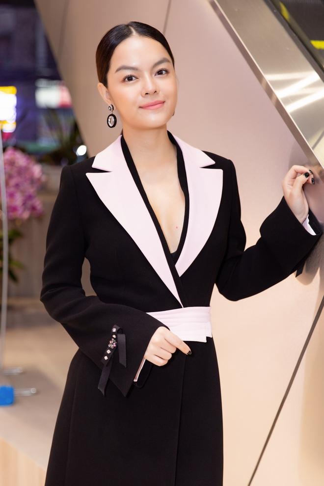 Văn Mai Hương mặc cá tính đi sự kiện - Ảnh 8.