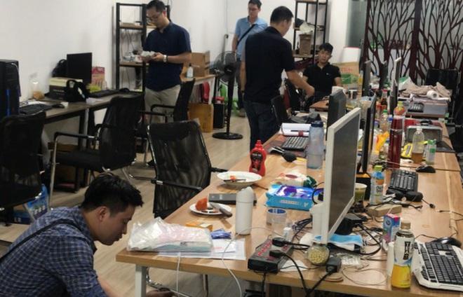 Đường dây đánh bạc 64.000 tỷ ở Hà Nội: Chỉ riêng tháng 5, lợi nhuận của nhà cái đạt 77,7 tỷ đồng - Ảnh 3.
