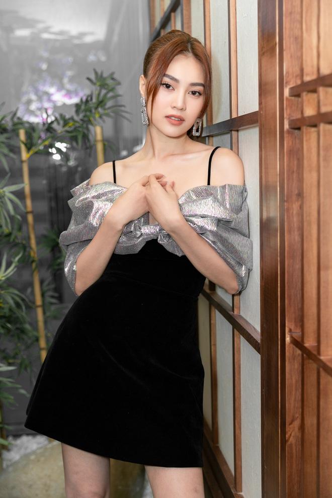 Văn Mai Hương mặc cá tính đi sự kiện - Ảnh 6.