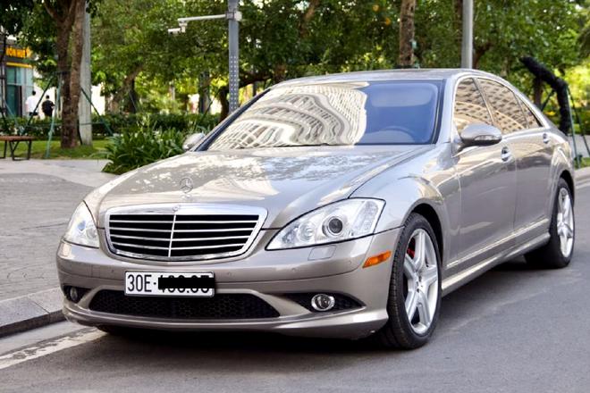 Sau 12 năm, xế sang lừng lẫy một thời của Mercedes-Benz bán giá Honda Civic - Ảnh 1.