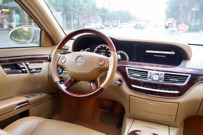 Sau 12 năm, xế sang lừng lẫy một thời của Mercedes-Benz bán giá Honda Civic - Ảnh 3.