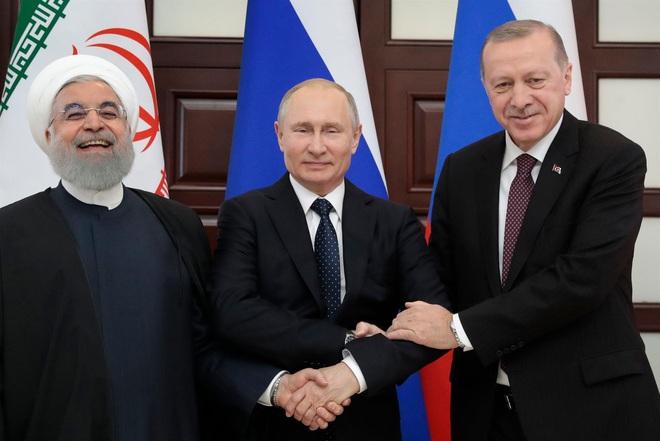 Iran xây dựng liên minh thép giữa vòng vây của Mỹ, Tổng thống Trump đứng ngồi không yên - Ảnh 3.
