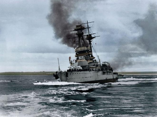 Giải mật cách đặt biệt danh của các tàu chiến trên thế giới: Hé lộ những điều rất thú vị - Ảnh 1.