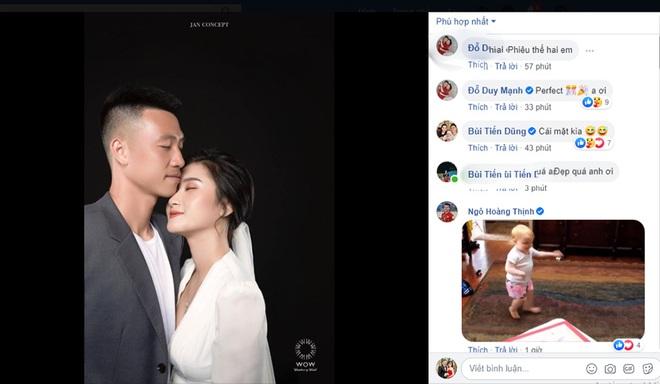 Bạn gái tiền vệ Nguyễn Huy Hùng khoe vòng 1 đầy táo bạo - Ảnh 6.