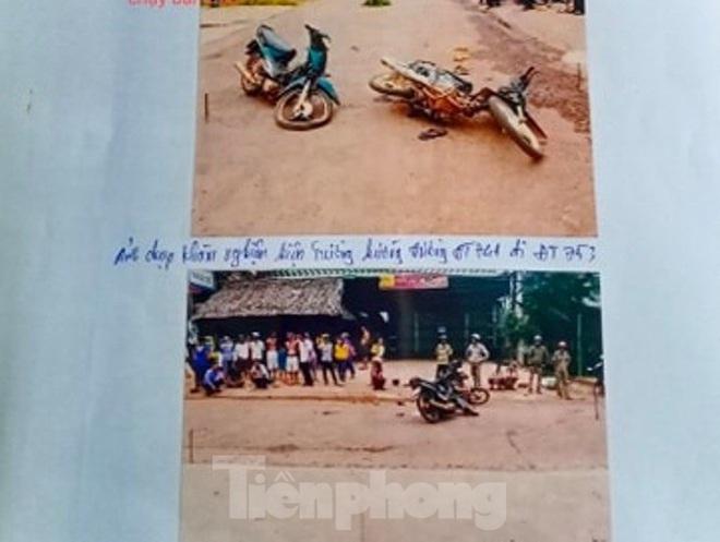 Điều tra vụ bị cáo nhảy lầu tại TAND tỉnh Bình Phước - Ảnh 1.