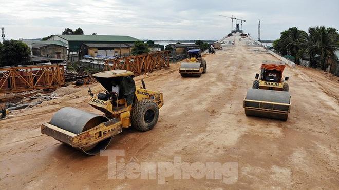 Khám phá cầu đường bộ dài nhất miền Trung nối Nghệ An và Hà Tĩnh - Ảnh 16.