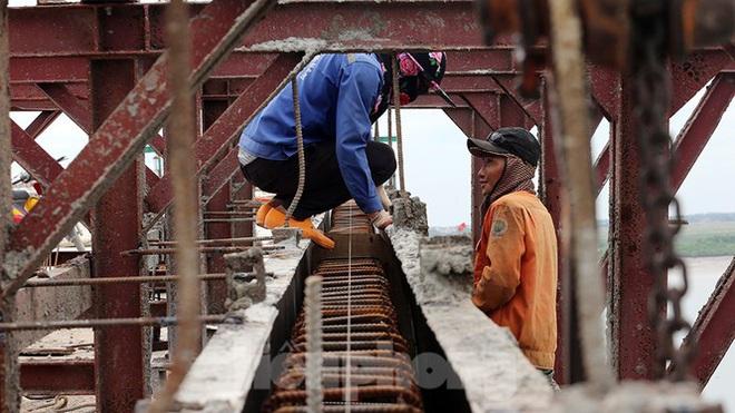 Khám phá cầu đường bộ dài nhất miền Trung nối Nghệ An và Hà Tĩnh - Ảnh 10.