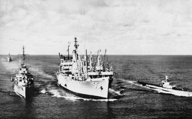 """Tài liệu mật về Đài Loan: PLA nã pháo, tàu Mỹ rút chạy; người Trung Quốc """"thấy mùi thống nhất bằng quân sự"""""""
