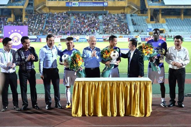 KẾT THÚC cúp QG 2020 Hà Nội 3-0 Đồng Tháp: Trận cầu phung phí của Quang Hải và đồng đội - Ảnh 12.