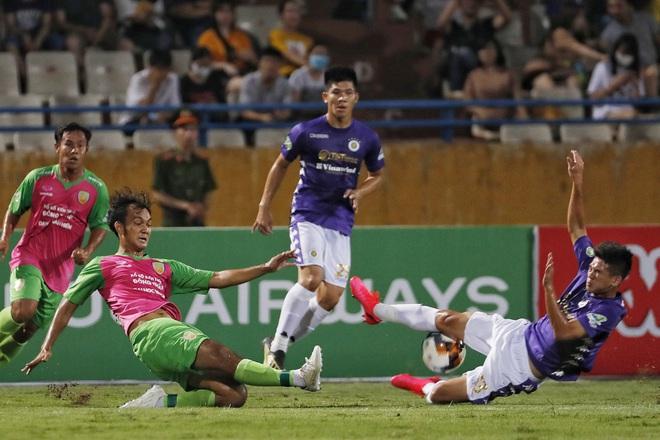 KẾT THÚC cúp QG 2020 Hà Nội 3-0 Đồng Tháp: Trận cầu phung phí của Quang Hải và đồng đội - Ảnh 5.
