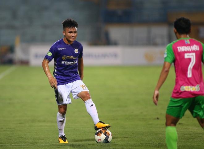 KẾT THÚC cúp QG 2020 Hà Nội 3-0 Đồng Tháp: Trận cầu phung phí của Quang Hải và đồng đội - Ảnh 2.