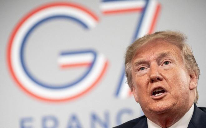 Tổng thống Trump hoãn hội nghị G7, muốn Nga tham gia