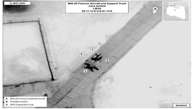 3 máy bay Thổ tan xác gần căn cứ chiến lược của lính đánh thuê Nga ở Libya - Tàu dầu Iran cuối cùng tiếp cận biển Caribbean - Ảnh 4.