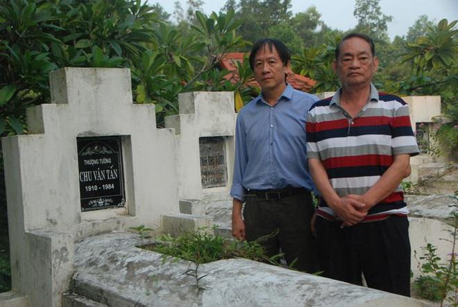 Gặp người lái xe riêng của Tướng Chu Văn Tấn - Ảnh 4.