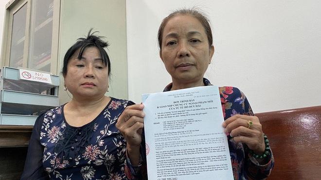 Ủy ban Tư pháp Quốc hội đã nhận đơn kiến nghị của mẹ tử tù Hồ Duy Hải  - Ảnh 1.