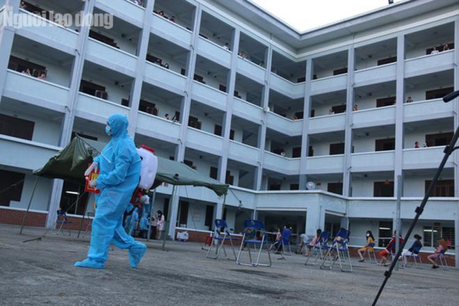 Nhịp sống bên trong khu cách ly 243 bà bầu ở Quảng Nam  - Ảnh 27.