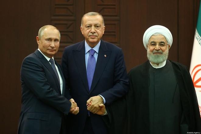 Thực hư việc Nga, Iran và Thổ Nhĩ Kỳ đạt đồng thuận thay thế Tổng thống Syria? - Ảnh 1.