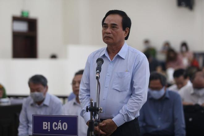 Cựu Chủ tịch Đà Nẵng Trần Văn Minh đề nghị mời Chủ tịch Huỳnh Đức Thơ tới tòa để làm rõ một số vấn đề - Ảnh 3.