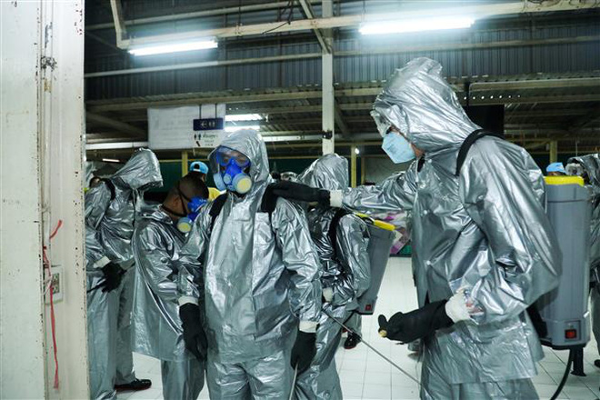 Tình hình COVID-19 tại ASEAN hết ngày 3/5: Toàn khối 48.616 người mắc bệnh, các nước từng bước nới lỏng biện pháp phòng dịch - Ảnh 7.
