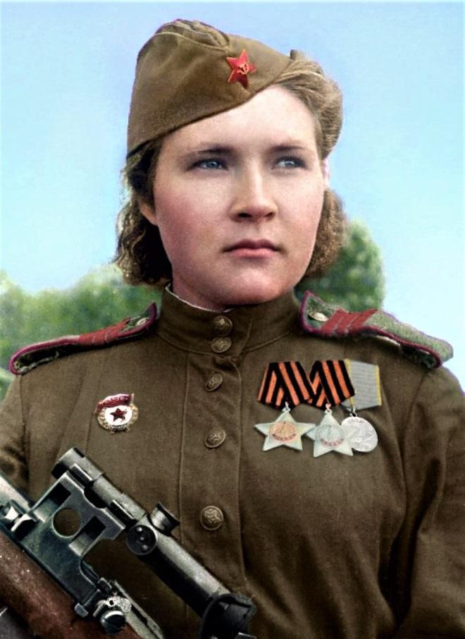 11 nữ xạ thủ bắn tỉa nguy hiểm nhất của Liên Xô - Ảnh 6.