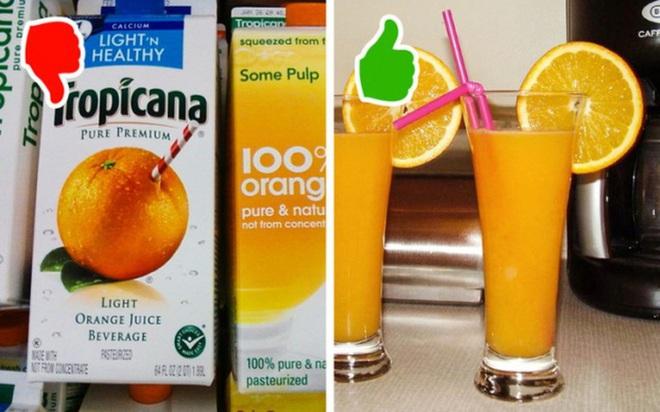 9 sai lầm ăn uống khiến bạn không thể giảm cân - Ảnh 7.