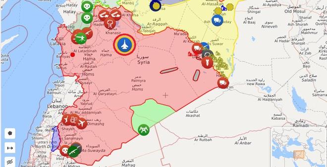 Tiêm kích F-35 Israel chọc thủng lưới lửa phòng không Syria, Aleppo ầm ầm rung chuyển - Trung Đông dậy sóng - Ảnh 1.
