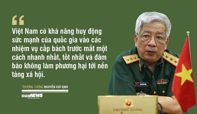 Thượng tướng Nguyễn Chí Vịnh kể chuyện quân đội chống giặc COVID-19 - Ảnh 4.