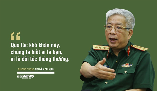 Thượng tướng Nguyễn Chí Vịnh kể chuyện quân đội chống giặc COVID-19 - Ảnh 11.