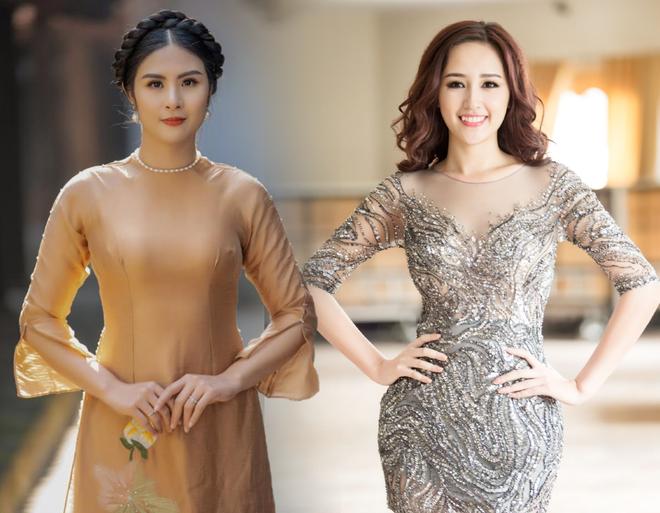 Hoa hậu Mai Phương Thúy: Ngọc Hân lấy chồng em mừng cho cô ấy và buồn cho mình - Ảnh 1.