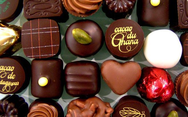Vì sao chocolate tạo cực khoái trong tình yêu? - Ảnh 1.