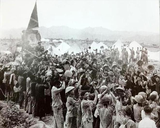 Chiến thắng Điện Biên Phủ 1954 - Sự kiện mang giá trị và tầm vóc thời đại - ảnh 1