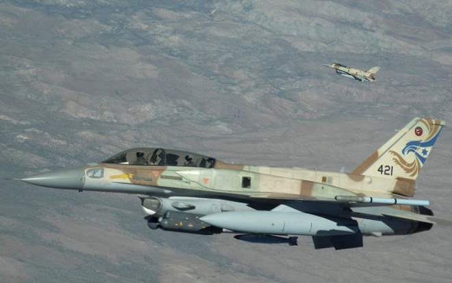 Tin mới nhất về vụ Israel tấn công Syria, tiêm kích F-35 đã làm nên chuyện lớn - Trung Đông dậy sóng - Ảnh 1.