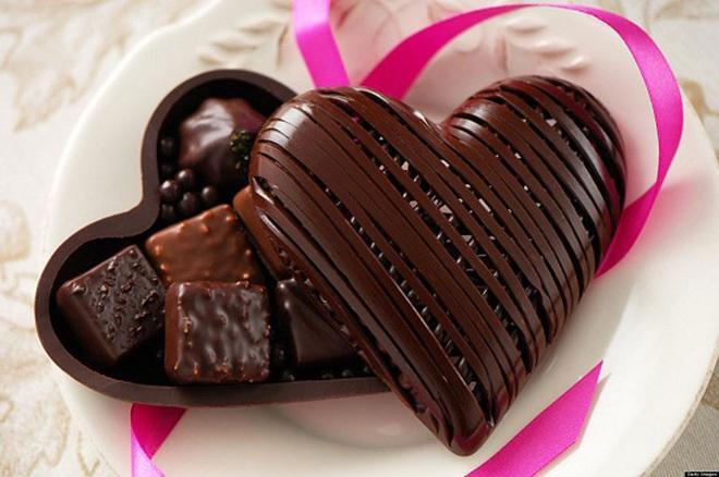 Vì sao chocolate tạo cực khoái trong tình yêu? - Ảnh 4.