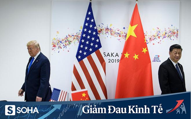 """Đai dịch Covid khiến vũ khí trừng phạt Trung Quốc của ông Trump bớt """"sắc bén"""""""