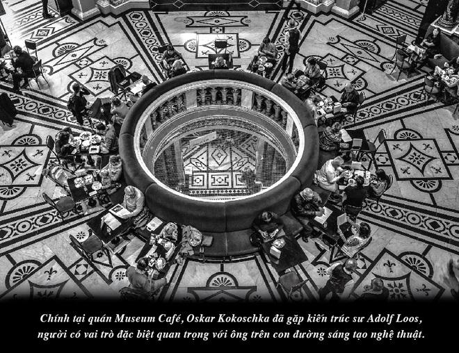 Danh họa Oskar Kokoschka và trào lưu biểu hiện khởi xướng từ quán cà phê - Ảnh 3.