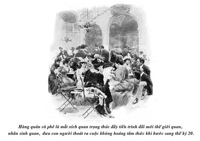 Danh họa Oskar Kokoschka và trào lưu biểu hiện khởi xướng từ quán cà phê - Ảnh 4.
