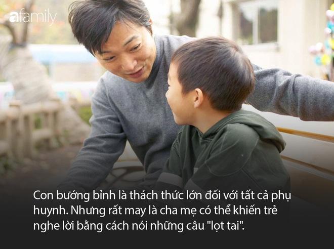 Không cần quát mắng, 16 câu nói áp dụng cho mọi trường hợp cha mẹ nào cũng nên biết để con nghe lời hơn - Ảnh 2.
