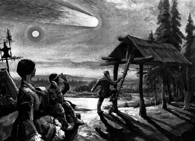 Bí ẩn vụ nổ mạnh 15 triệu tấn TNT, xé toạc bầu trời Nga cách đây hơn 100 năm: Nay đã có lời giải? - Ảnh 1.