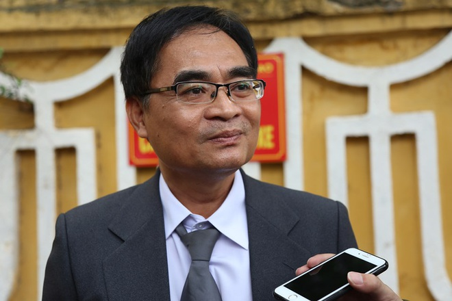Liên đoàn Luật sư kiến nghị để luật sư Trần Hồng Phong tiếp tục tham gia phiên giám đốc thẩm kỳ án Hồ Duy Hải - Ảnh 1.