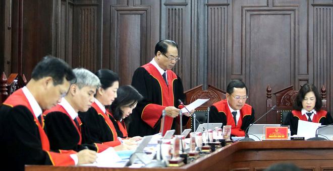 [Ảnh] Bên trong phiên tòa giám đốc thẩm vụ án Hồ Duy Hải, kỳ án kéo dài 10 năm chưa có hồi kết - Ảnh 7.