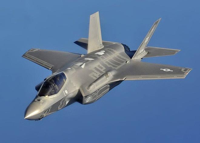 Siêu tiêm kích F-35 không thể bay với tốc độ siêu thanh - Ảnh 1.