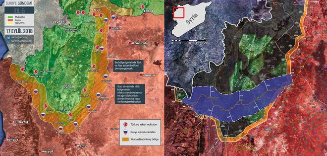 Chuyên gia: Tiếp tục chơi chiêu ở vũng lầy Syria, Thổ sẽ sớm phải nhận hồi kết đẫm máu? - Ảnh 1.