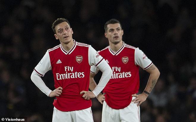 Nội chiến Arsenal: Ông chủ bắt cầu thủ giảm lương dù lãi lớn, Ozil cầm đầu