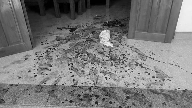 Vợ chồng bị truy sát giữa trưa ở Hà Tĩnh: Tình nghi kẻ gây án là chồng cũ nữ nạn nhân - Ảnh 1.