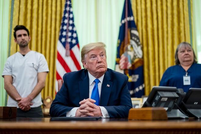 COVID-19: Mỹ có điểm nóng mới; TT Trump tiếp tục đổ lỗi cho TQ, nói đại dịch là vụ tấn công nước Mỹ tồi tệ nhất - Ảnh 2.
