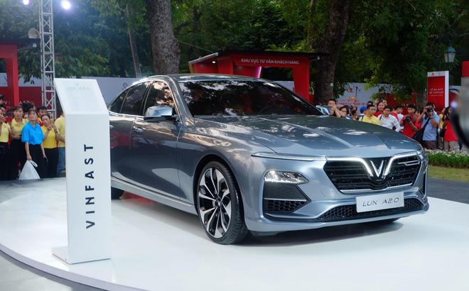 Lần đầu tiên xuất hiện tại VN: Đổi xe cũ lấy xe VinFast còn được tặng thêm 50 triệu đồng