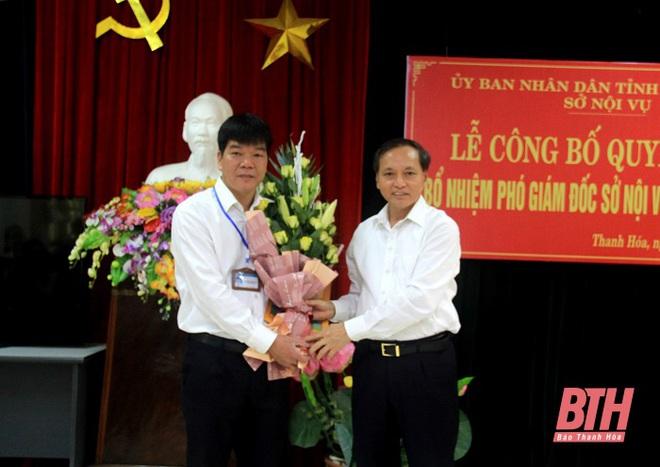 Ban Bí thư chuẩn y nhân sự Ban Thường vụ Tỉnh ủy Thanh Hóa - Ảnh 2.