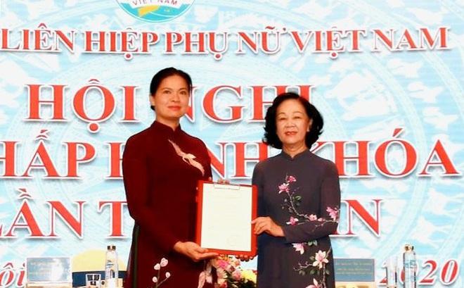 Nữ Phó Bí thư tỉnh Lào Cai về làm Chủ tịch Hội Liên hiệp Phụ nữ